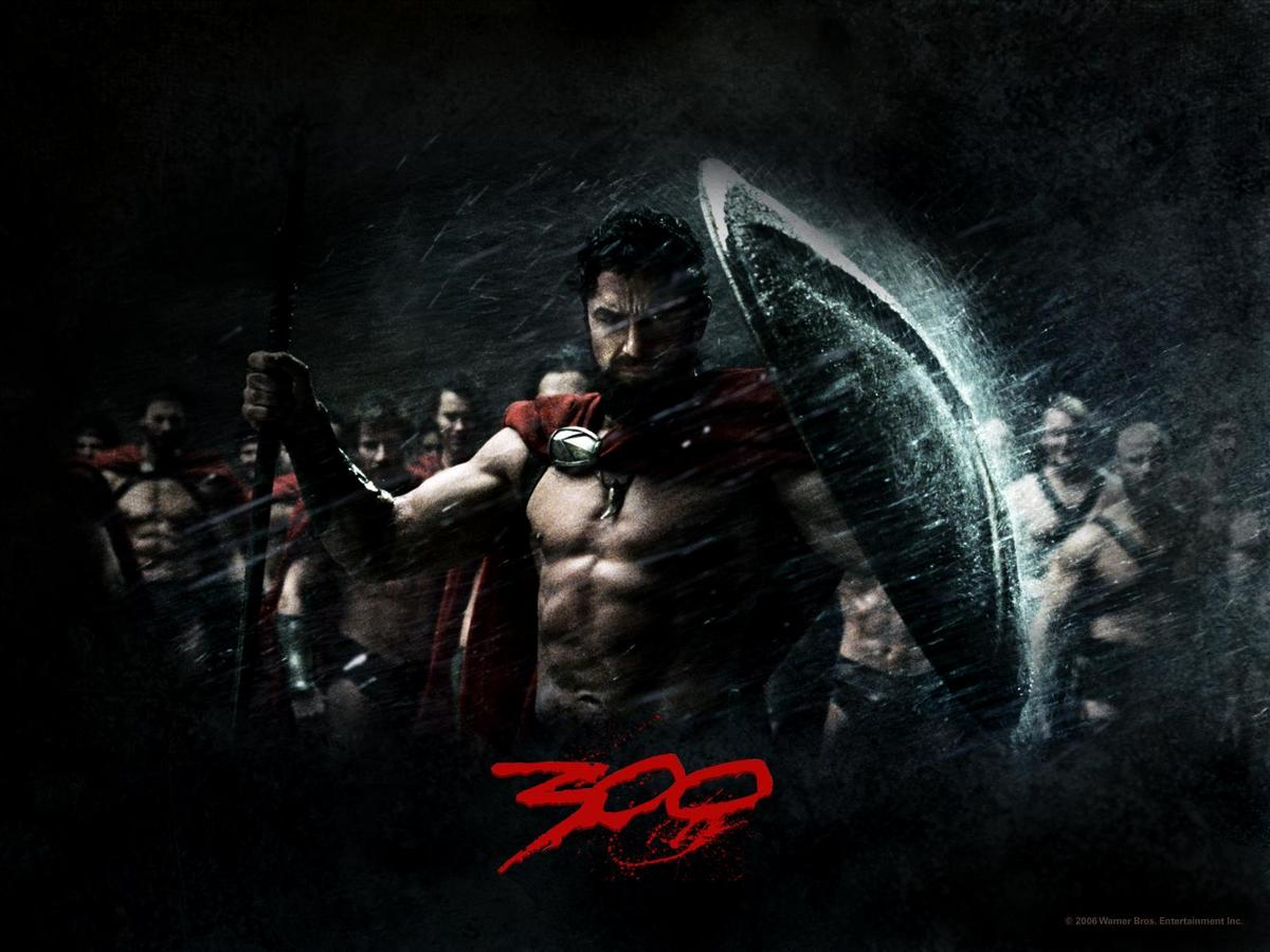 Ever wondered how those guys in the movie 300 got so unbelieveably 1200x900