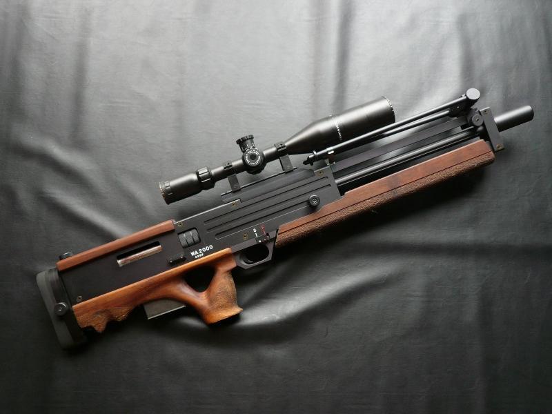 gunssniper rifle guns sniper rifle wa 2000 1600x1200 wallpaper 800x600