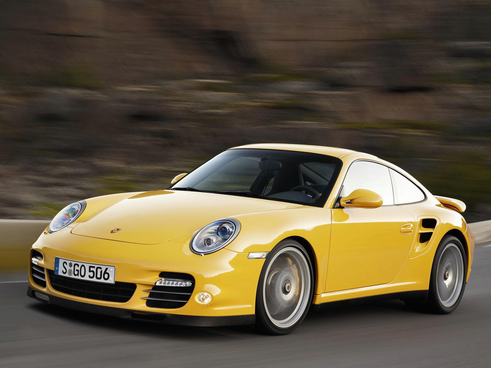 Car Wallpapers Porsche 911Turbo Car Desktop Wallpapers Porsche 911 1600x1200