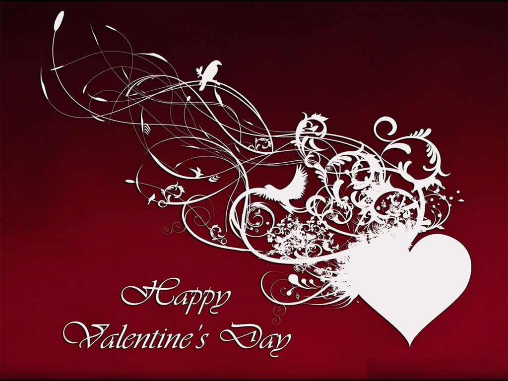 Valentines Day Wallpaper   The History of St Valentines Day 1024x768
