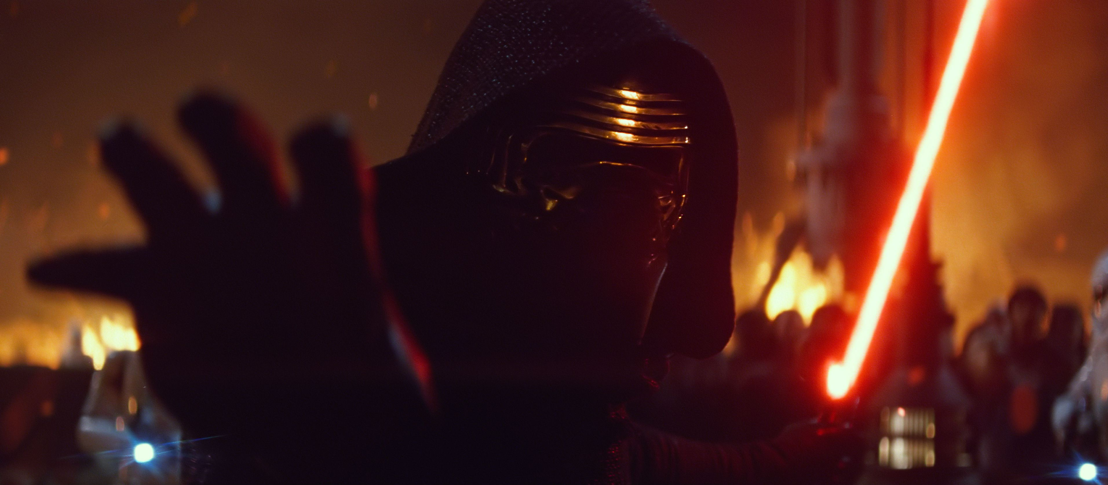 See Kylo Ren on Star Wars The Force Awakens Merchandise Coming 3825x1675