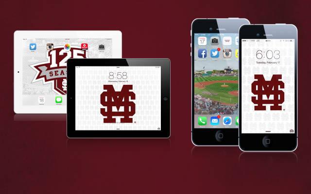 2015 Baseball MobileDesktop Wallpapers Released   Mississippi State 640x400