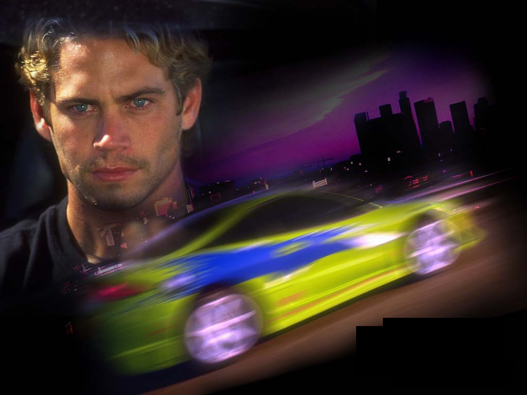 Fast and Furious The Fast and the Furious Wallpaper 1024x768