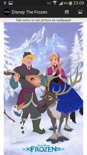 Disneys The Frozen Image Unique Superb quality Wallpapers Hand 288x512