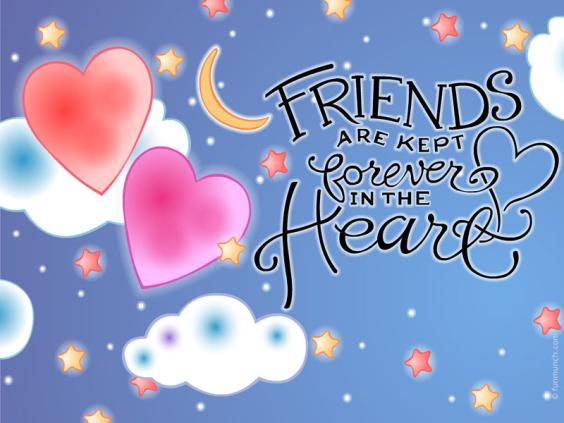 friends forever wallpaper friends forever wallpaper 564x423