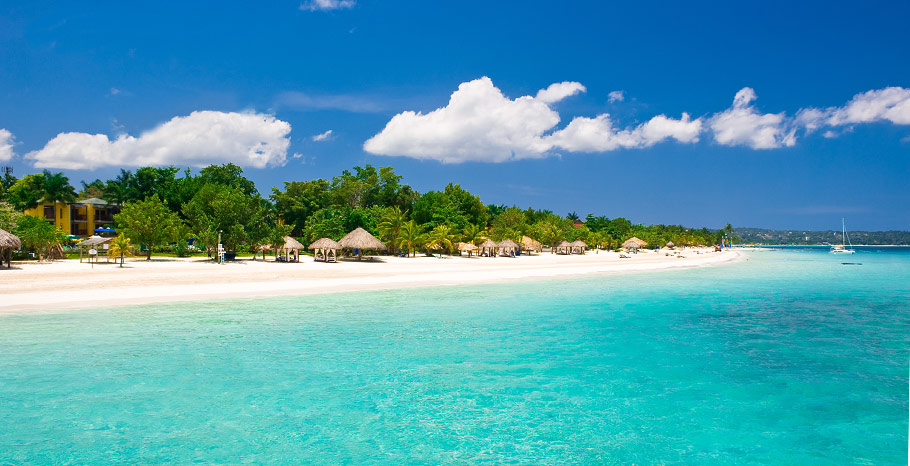 Jamaicas Best Beaches jamaica Beach Caribbean Vacations Guide 910x466
