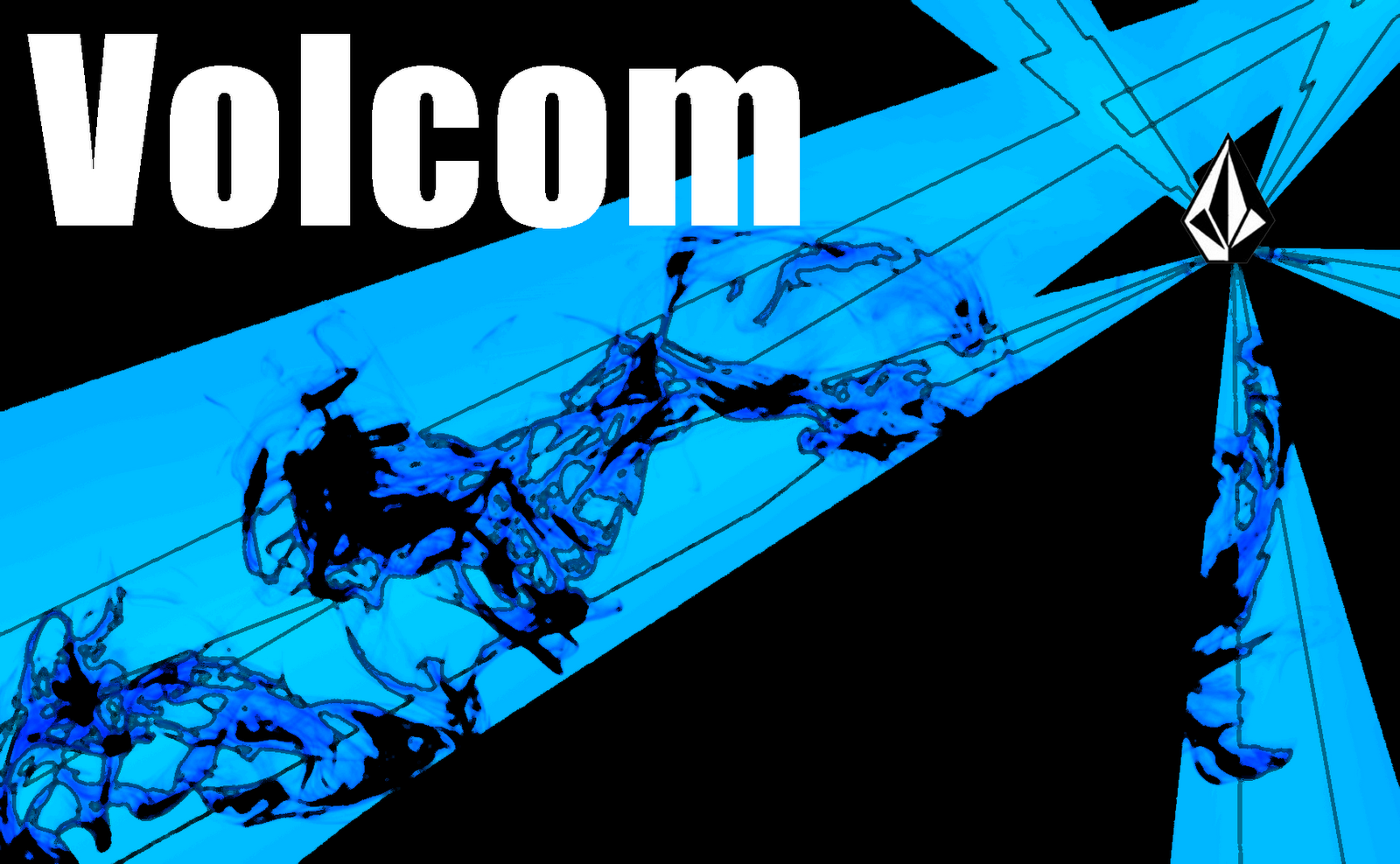 volcom wallpaper wallpapersafari