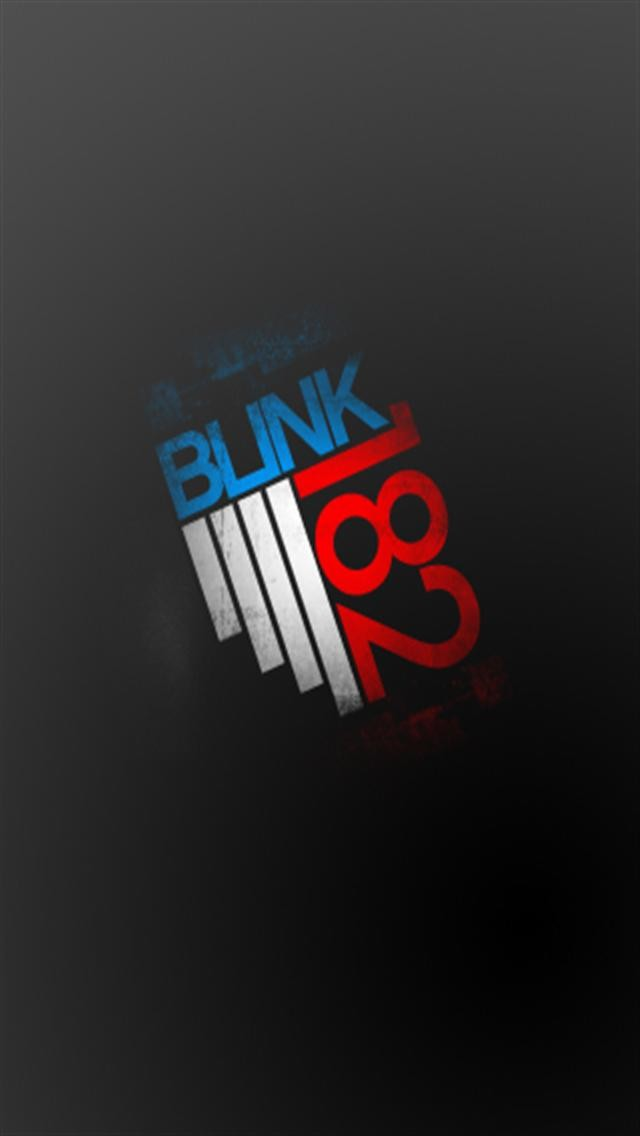 download Blink 182 LOGO iPhone Wallpapers iPhone 5s4s3G 640x1136