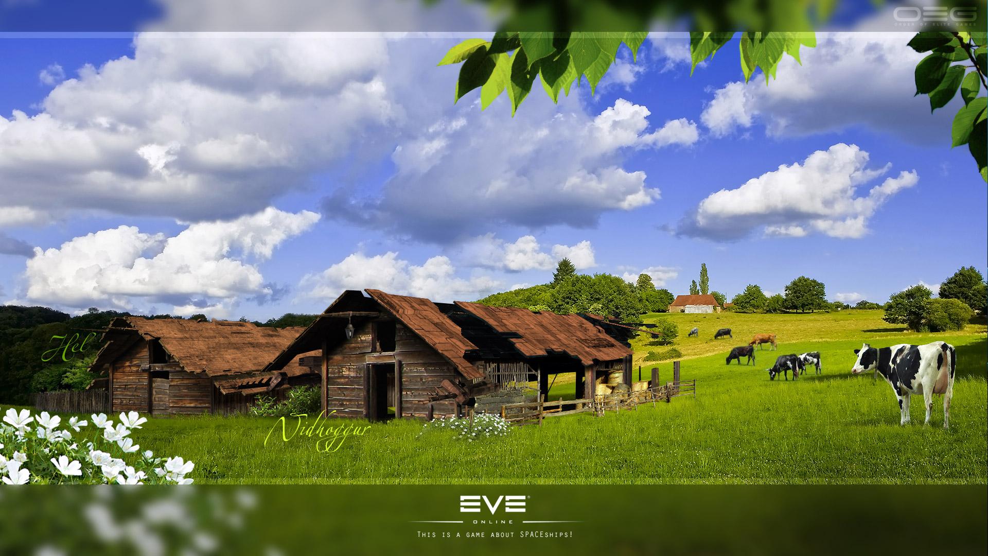 Village Beautiful life hd wallpaper Unique HD Wallpapers 1920x1080