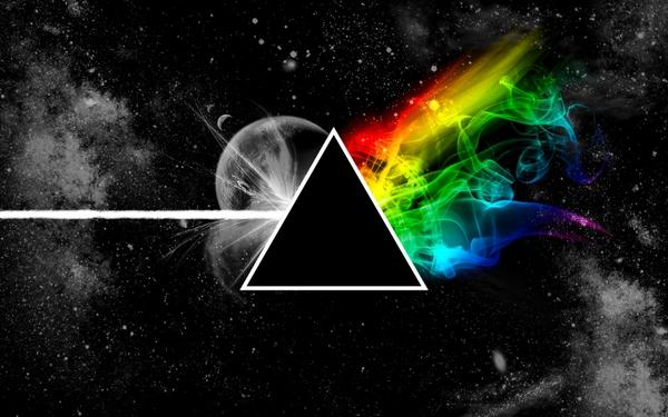 prism rainbows dark side dark side of the moon 1680x1050 wallpaper 600x375