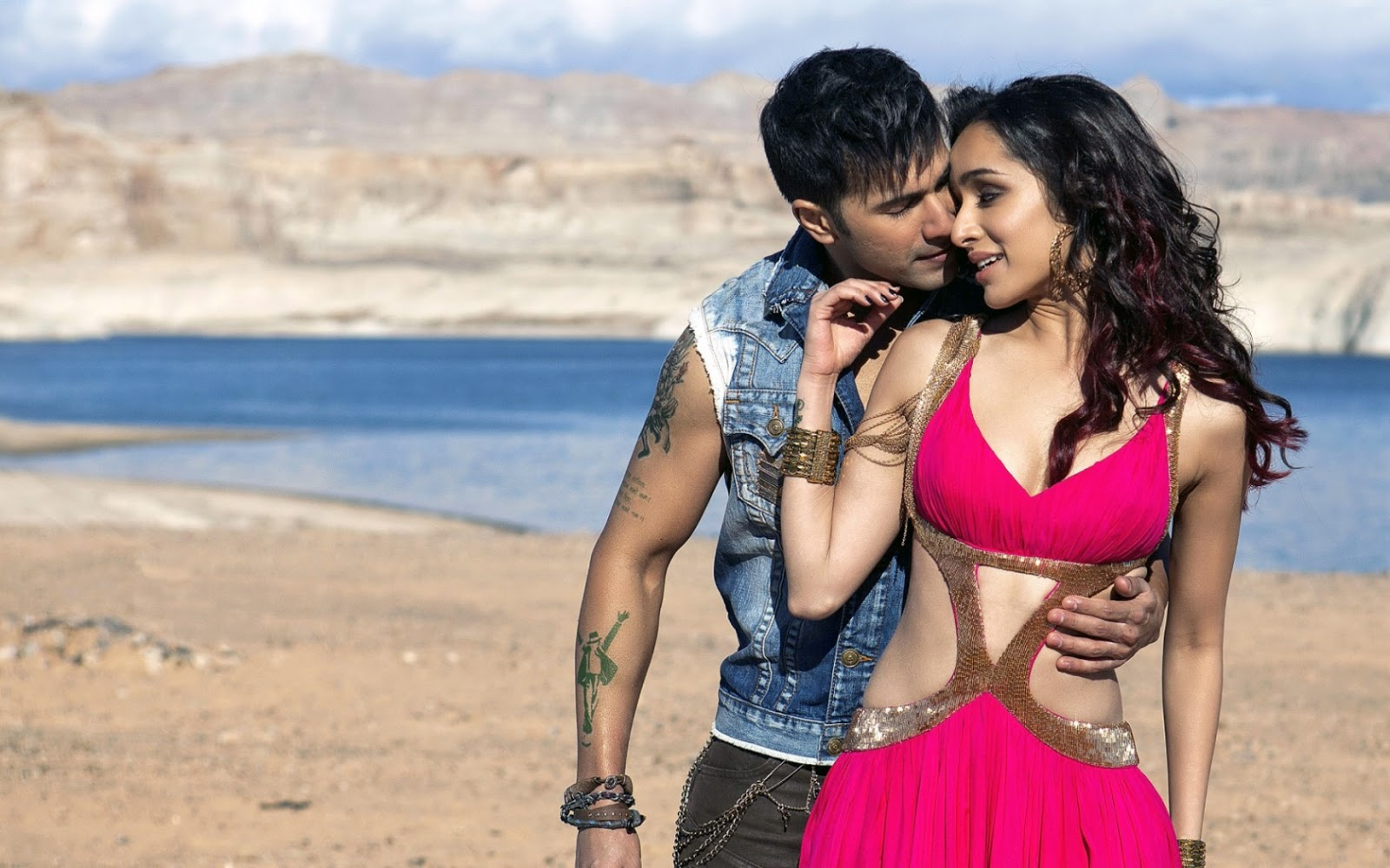 HD Wallpapers Shraddha Kapoor in Aashiqui 2 ABCD 2 and Ek Villain HD 1600x1000
