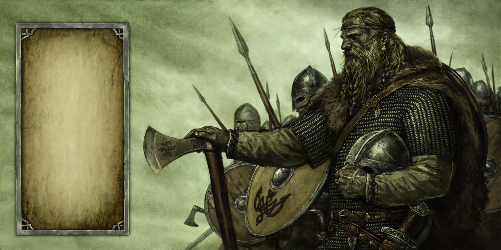 Mount Blade Warband Wallpapers 1600x800