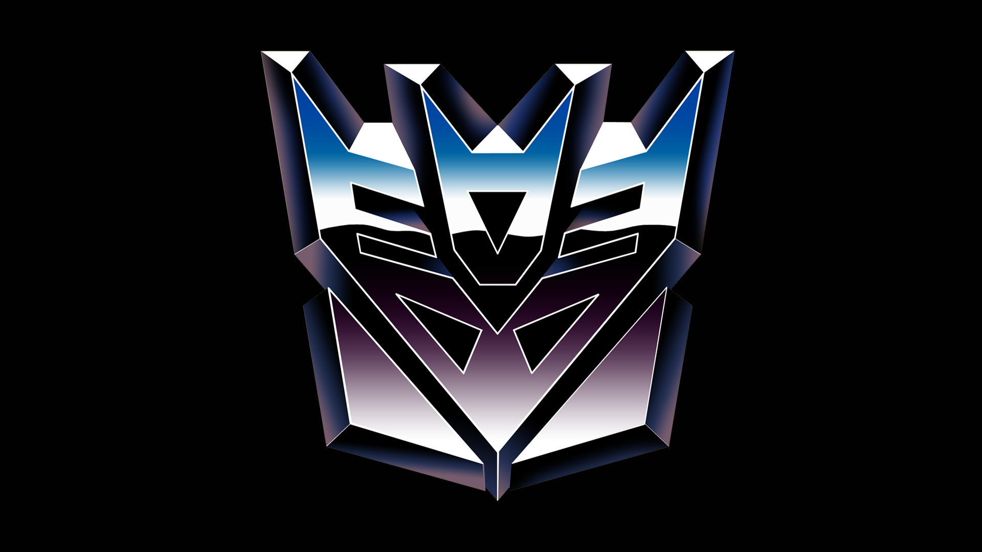 decepticon logo wallpaper for iphone