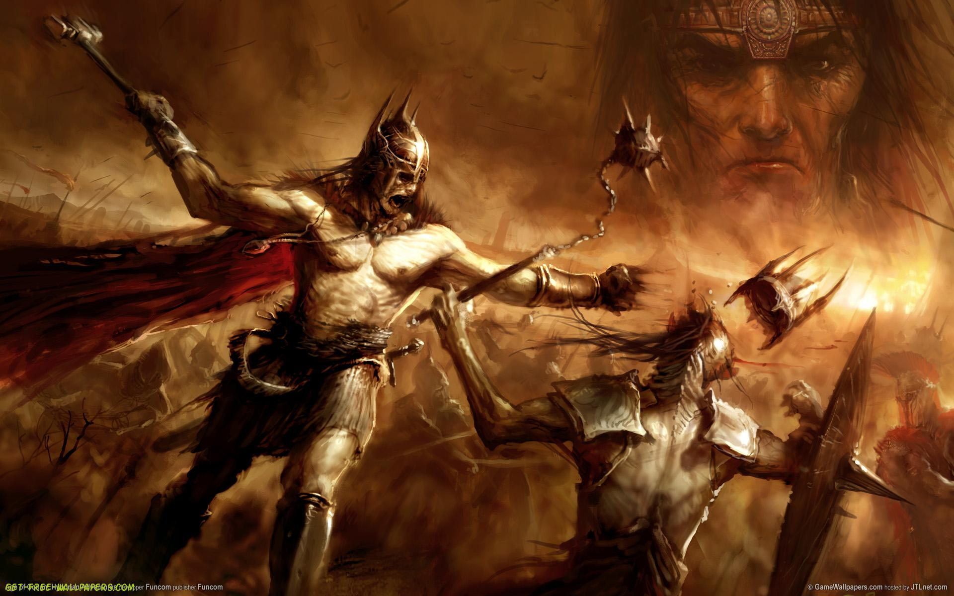 Age Of Conan wallpaper   405756 1920x1200