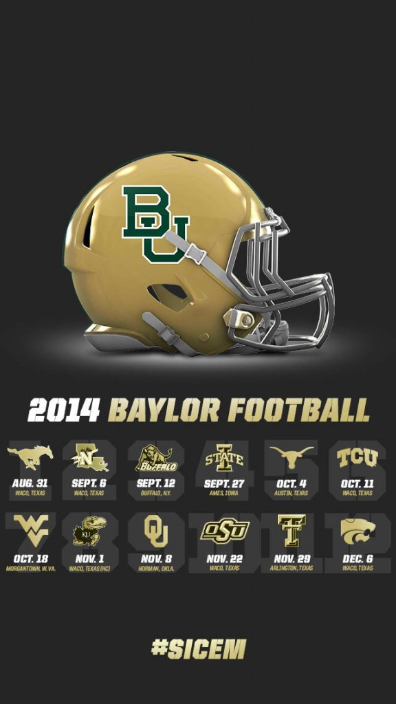 Baylor Wallpapers Browser Themes More for Bears Fans 576x1024