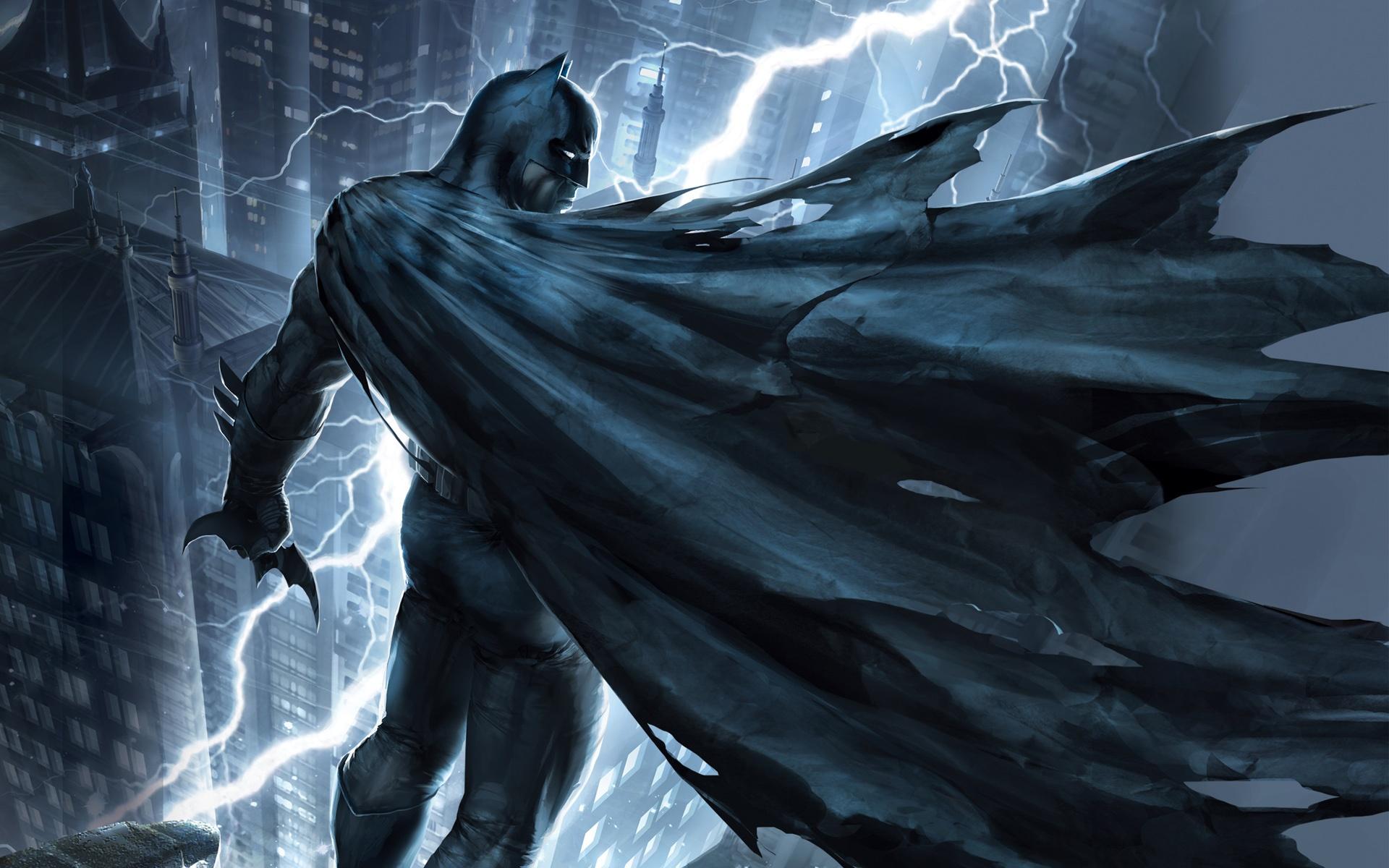 Batman The Dark Knight Returns Wallpaper 1920x1200