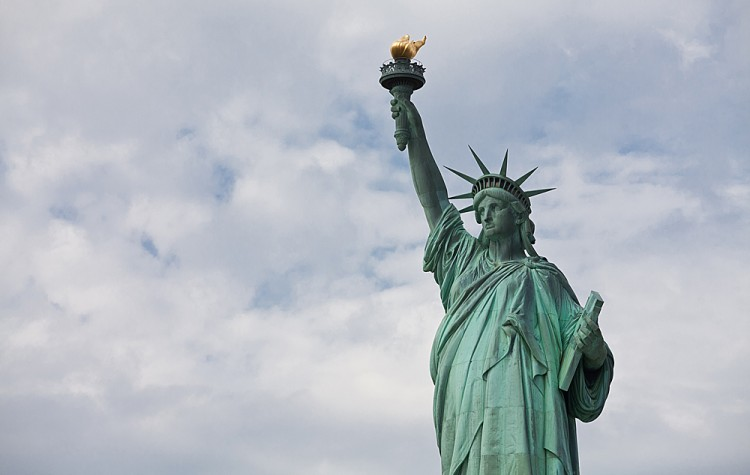 of liberty statue of liberty funmozar statue of liberty wallpapers 750x475