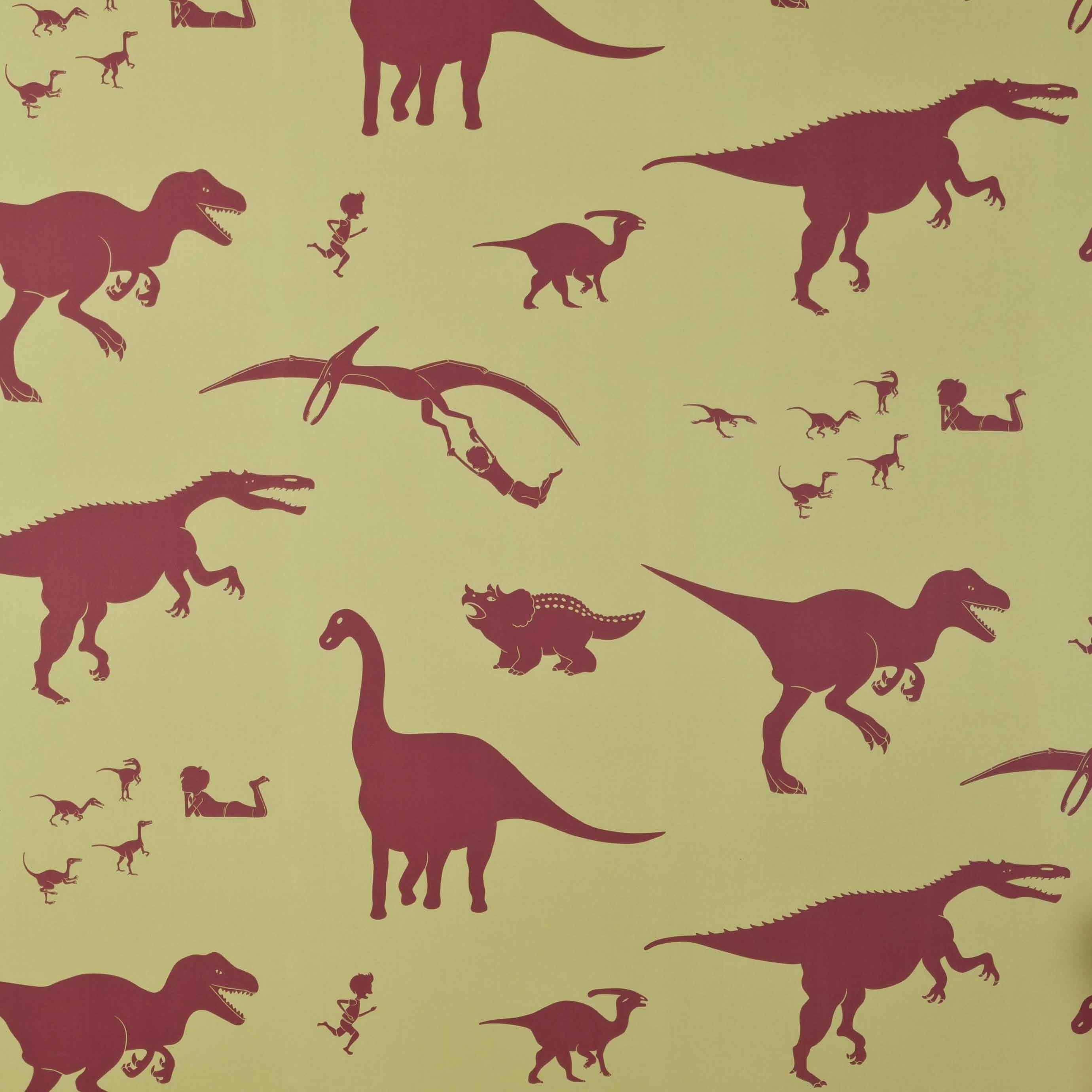 Dinosaur Wallpaper for Kids Room - WallpaperSafari
