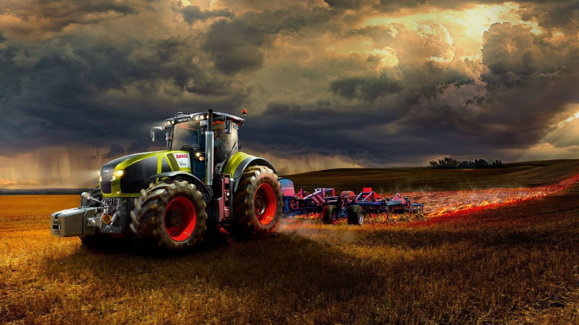 Tractor Wallpaper 64 images 1920x1080