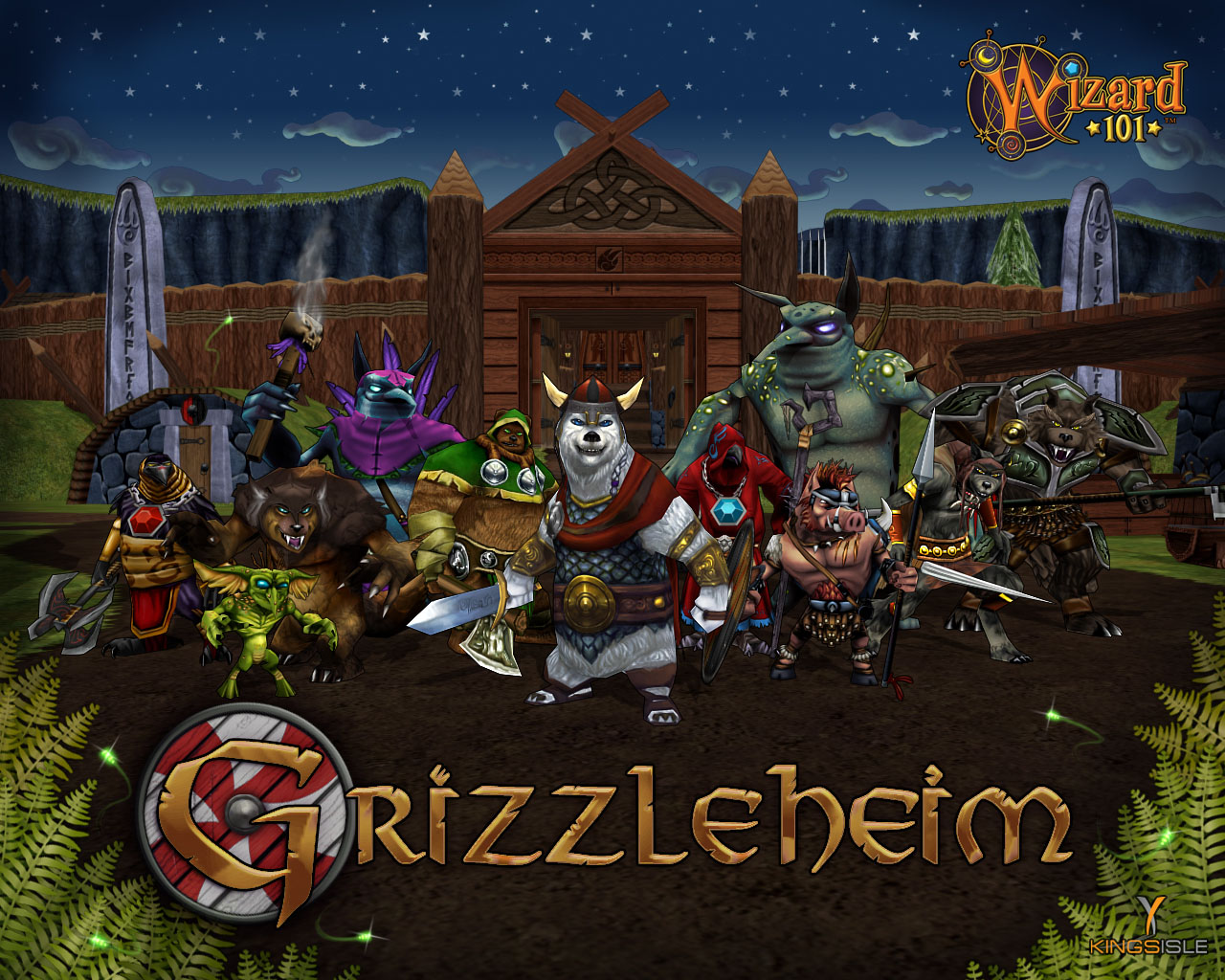 Free download Wizard 101 wallpapers [1280x1024] for your
