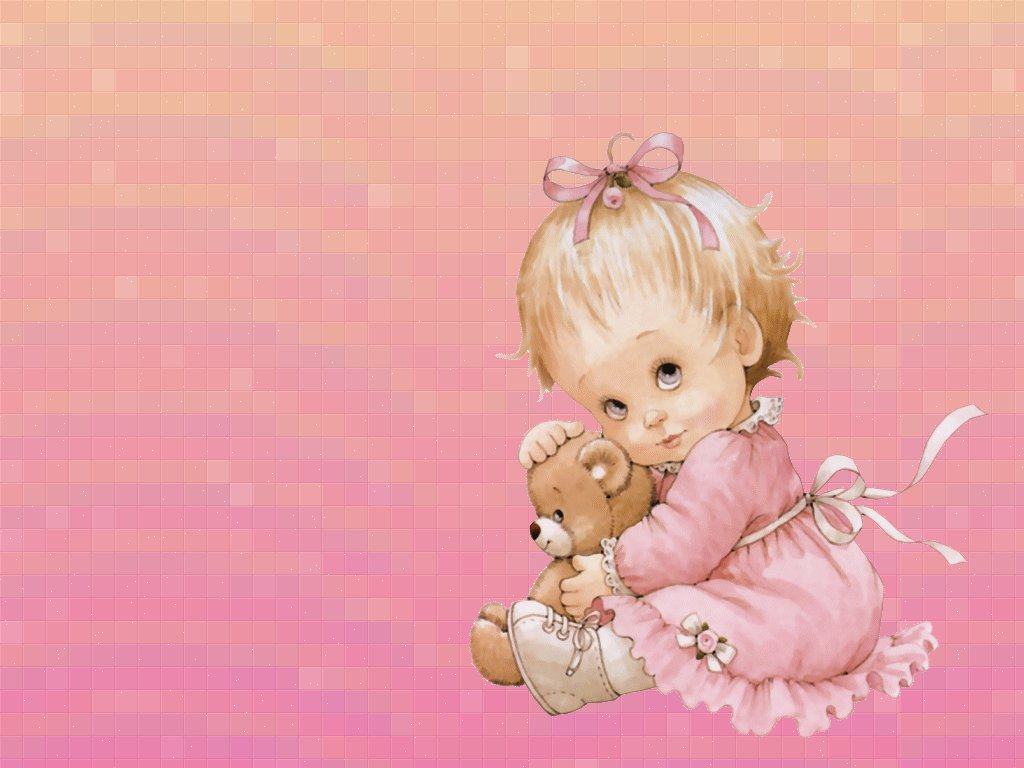 Cute Baby Boys Wallpapers Hd Pictures: Pink Cute Wallpaper