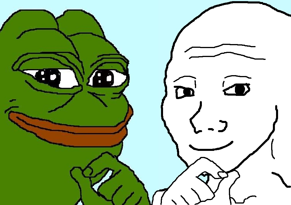 Back Imgs For Pepe The Frog Smug 1012x712