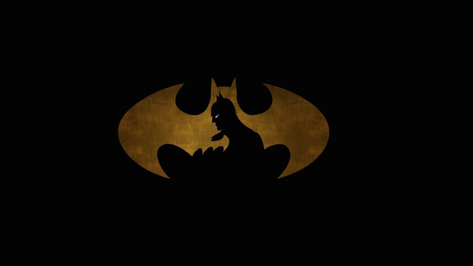 46+ Batman Logo Wallpaper HD on WallpaperSafari