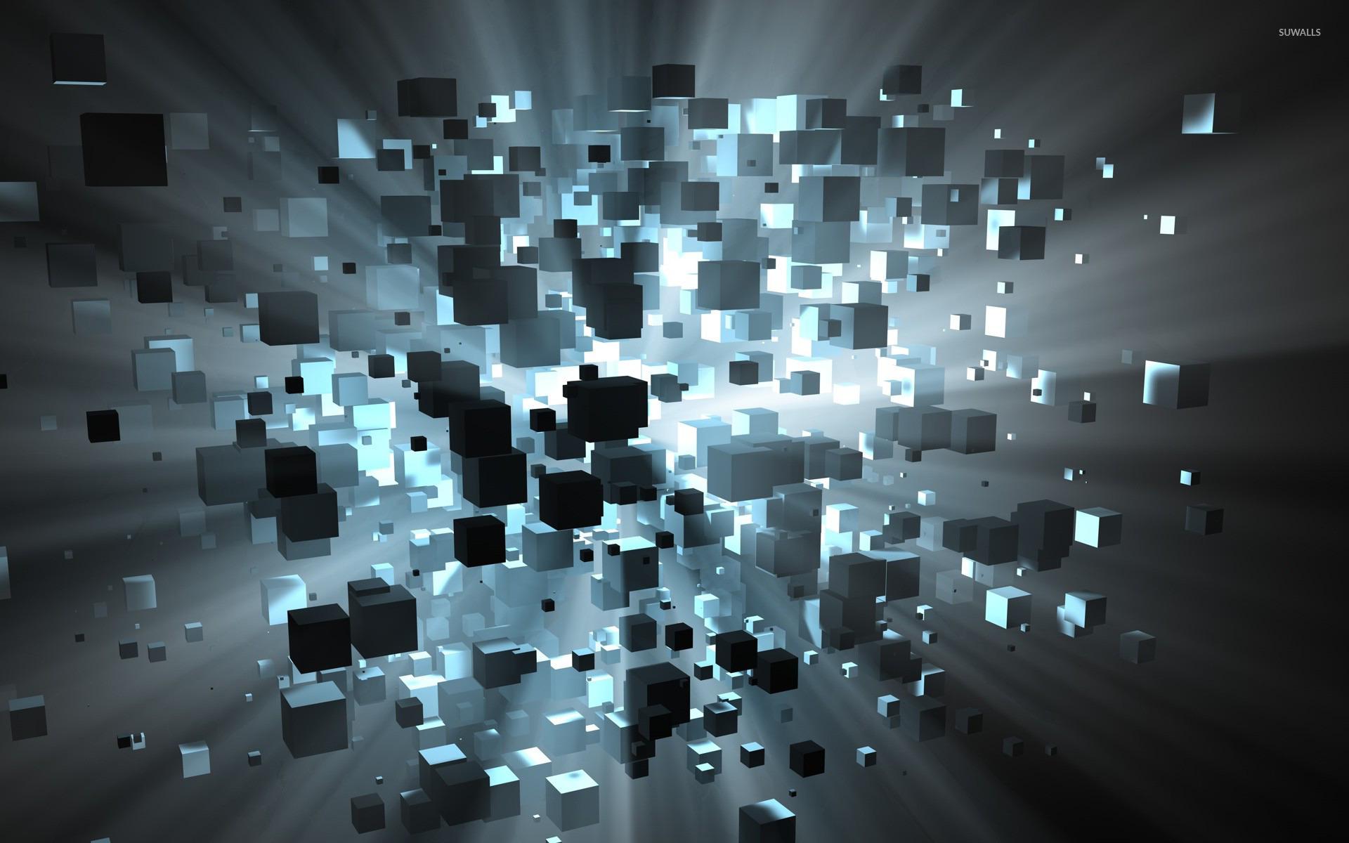 Matrix 3d Cube 3 Fondo De Pantalla Animado Hd Para: 3d Cube Wallpaper
