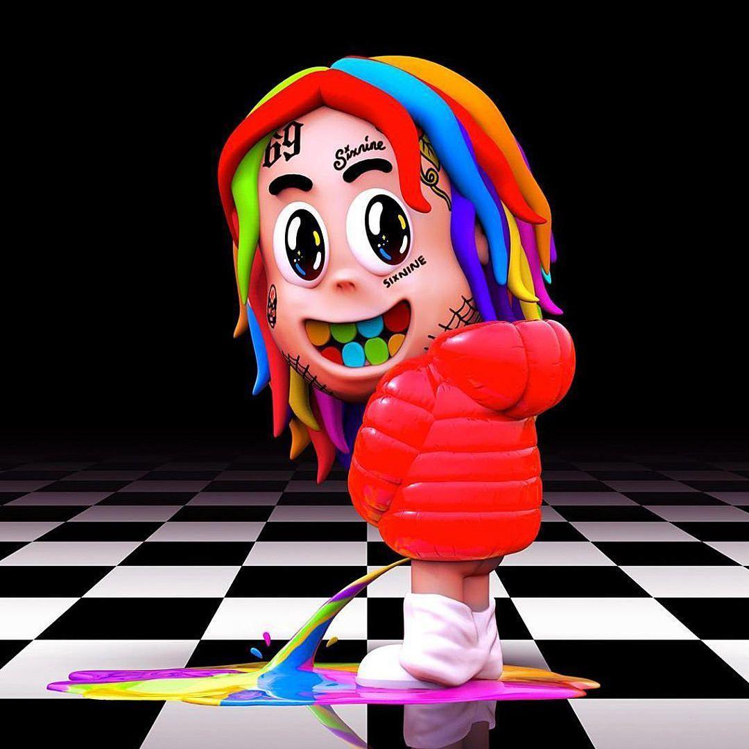 69 Rapper Cartoon Wallpapers on WallpaperDog 1080x1080