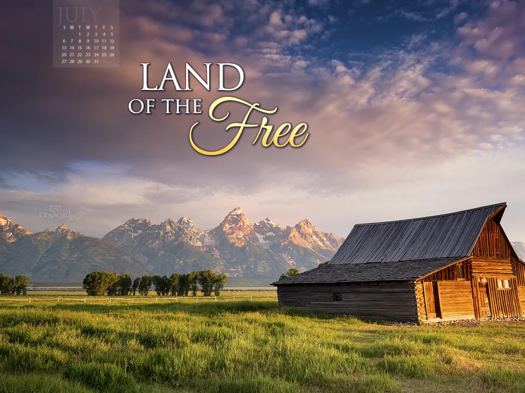 July 2014   Land of the Desktop Calendar  Monthly Calendars 1024x768
