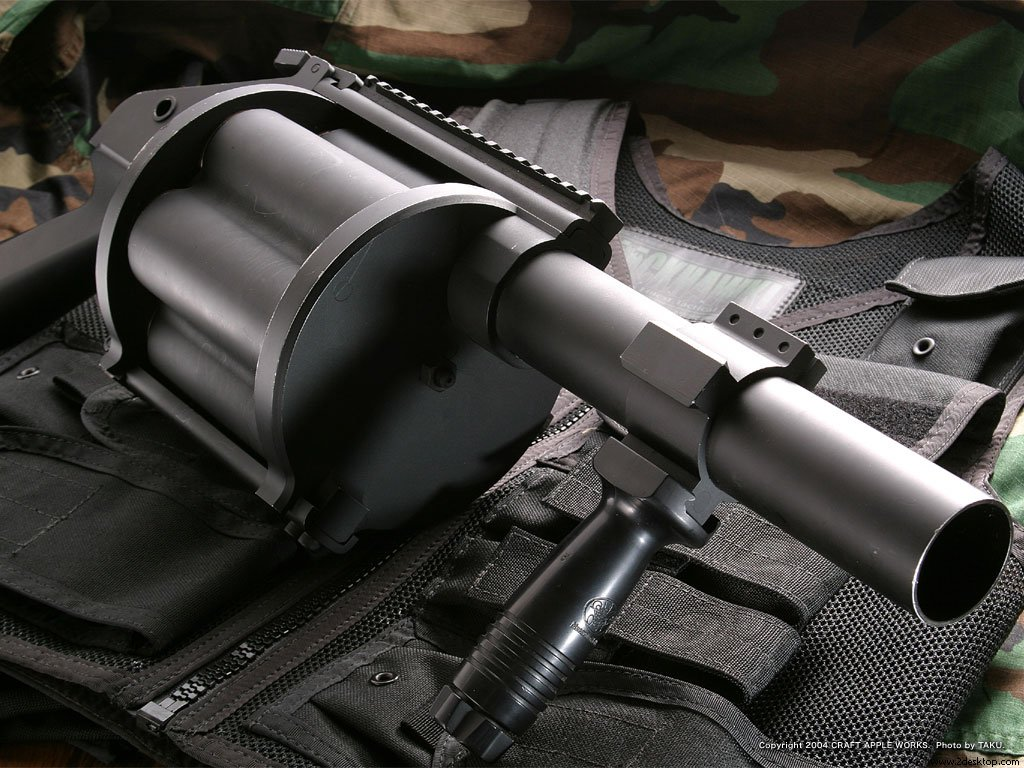 HD Wallpapers of Guns HD Wallpapers 1024x768