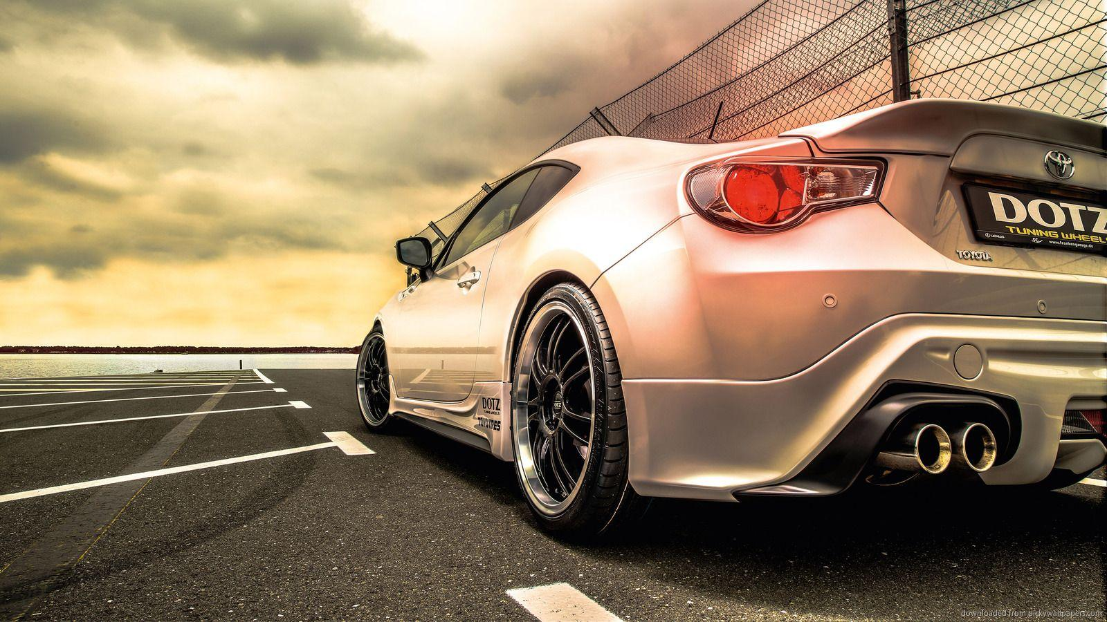 Toyota GT86 Wallpapers 22 Wallpapers Wallpapers 4k 1600x900