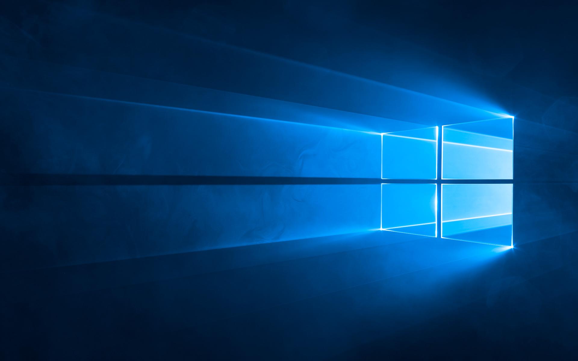 Windows 10 Hero Wallpaper fr den Desktop Download von Microsoft 1920x1200