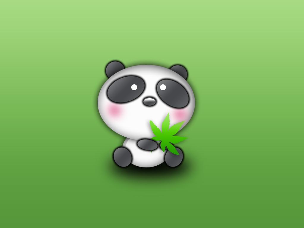 cute cartoon panda wallpaper  yvt2jpg 1024x768