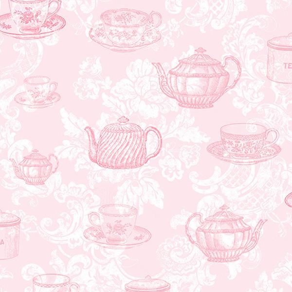 Tea Party Wallpaper - WallpaperSafari