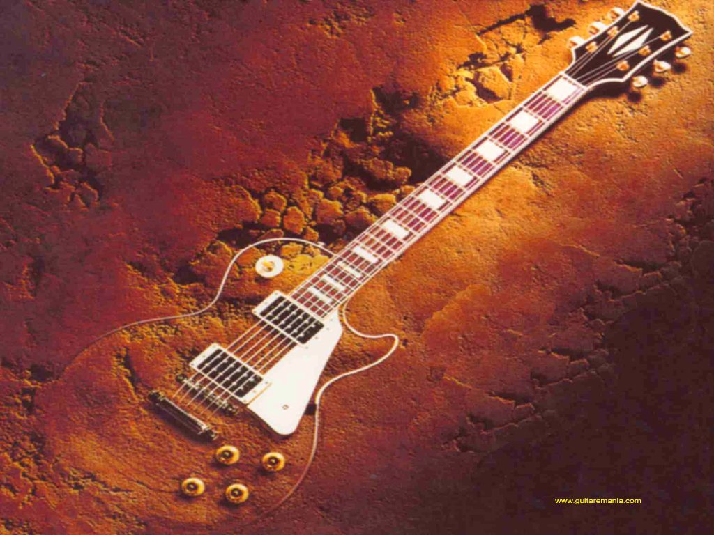paul reed smith wallpaper 1024x768