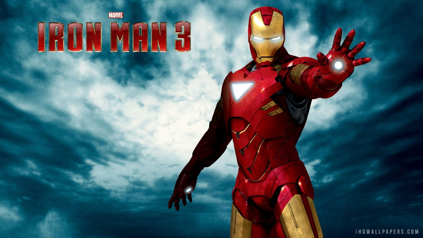 Iron Man 3 Tony Stark HD Wallpaper   iHD Wallpapers 1600x900