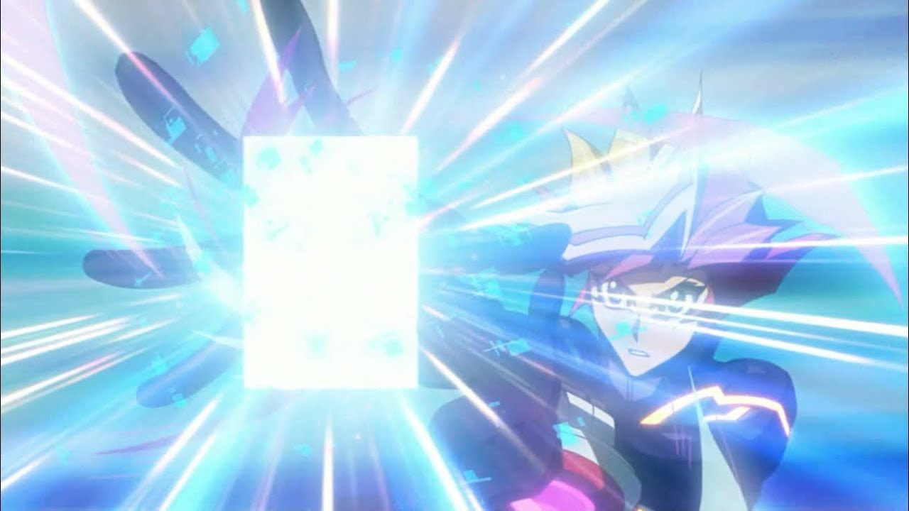 Yu Gi Oh VRAINS Yusaku Fujikis Theme no background noise 1280x720