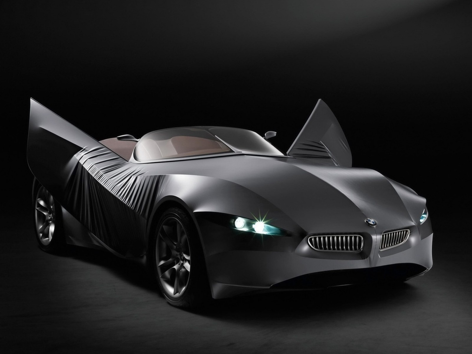Cars HD Wallpapers Bmw Gina Concept Cars HD Wallpapers 1600x1200