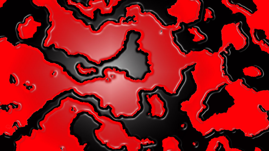Abstract Red And Black Wallpaper by EpicMusicAddict 900x506