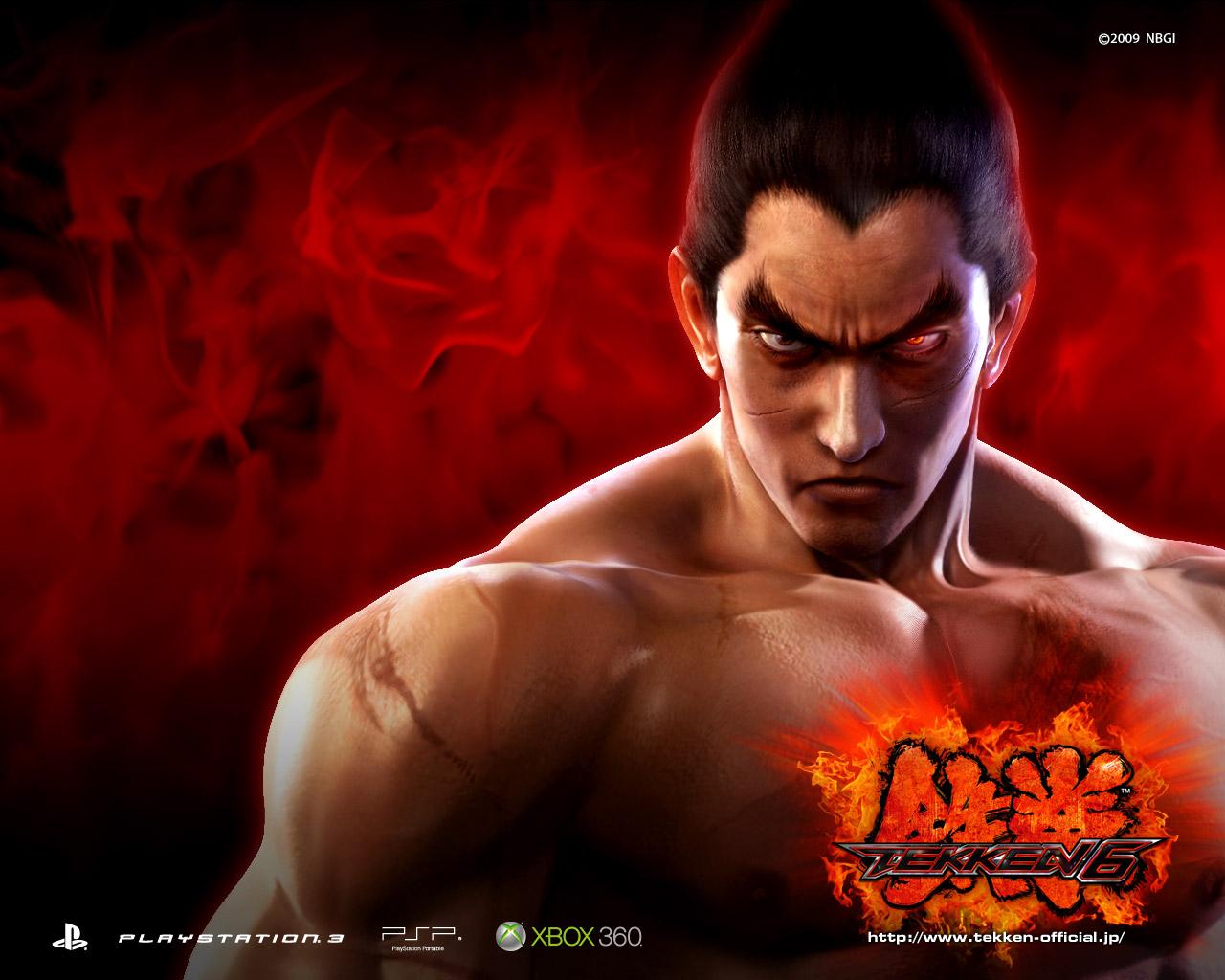 Tekken 6 wallpapers Tekken 6 background 1280x1024
