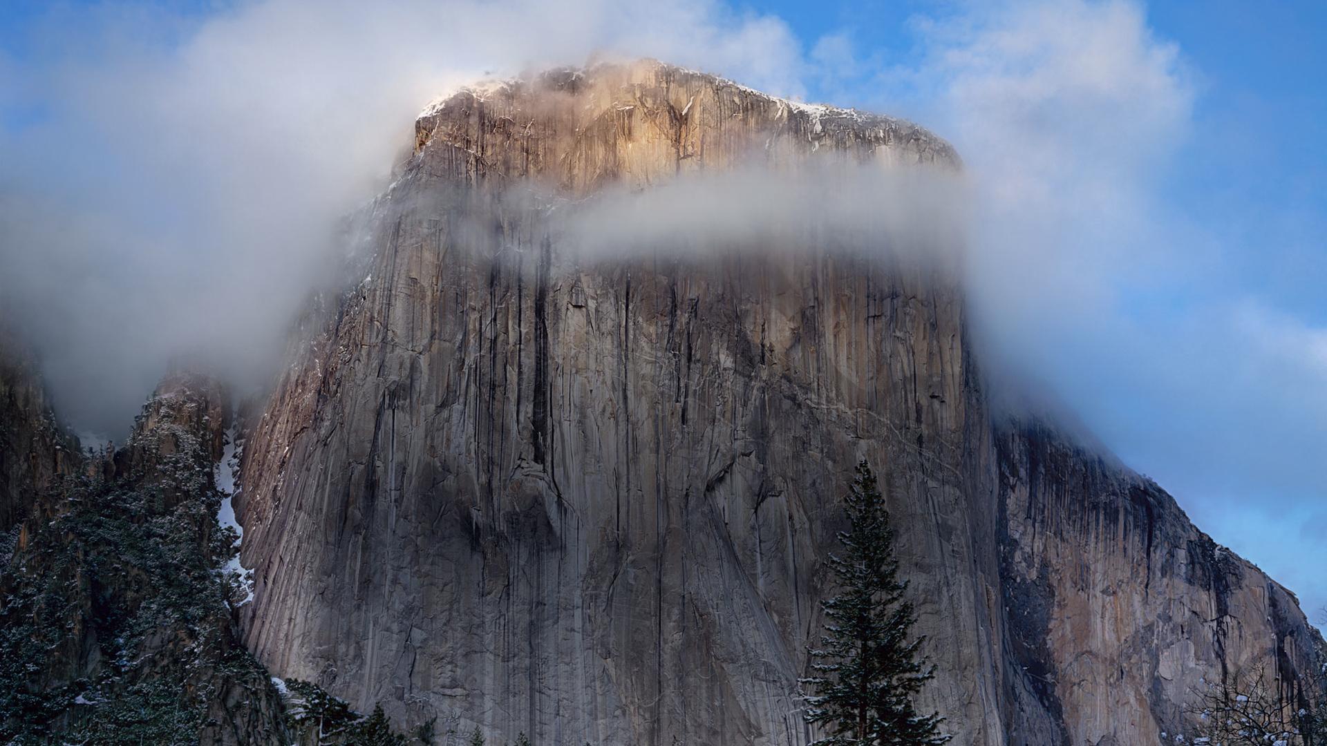 Wallpaper als Schreibtischhintergrund festlegen OS X 1010 Yosemite 1920x1080