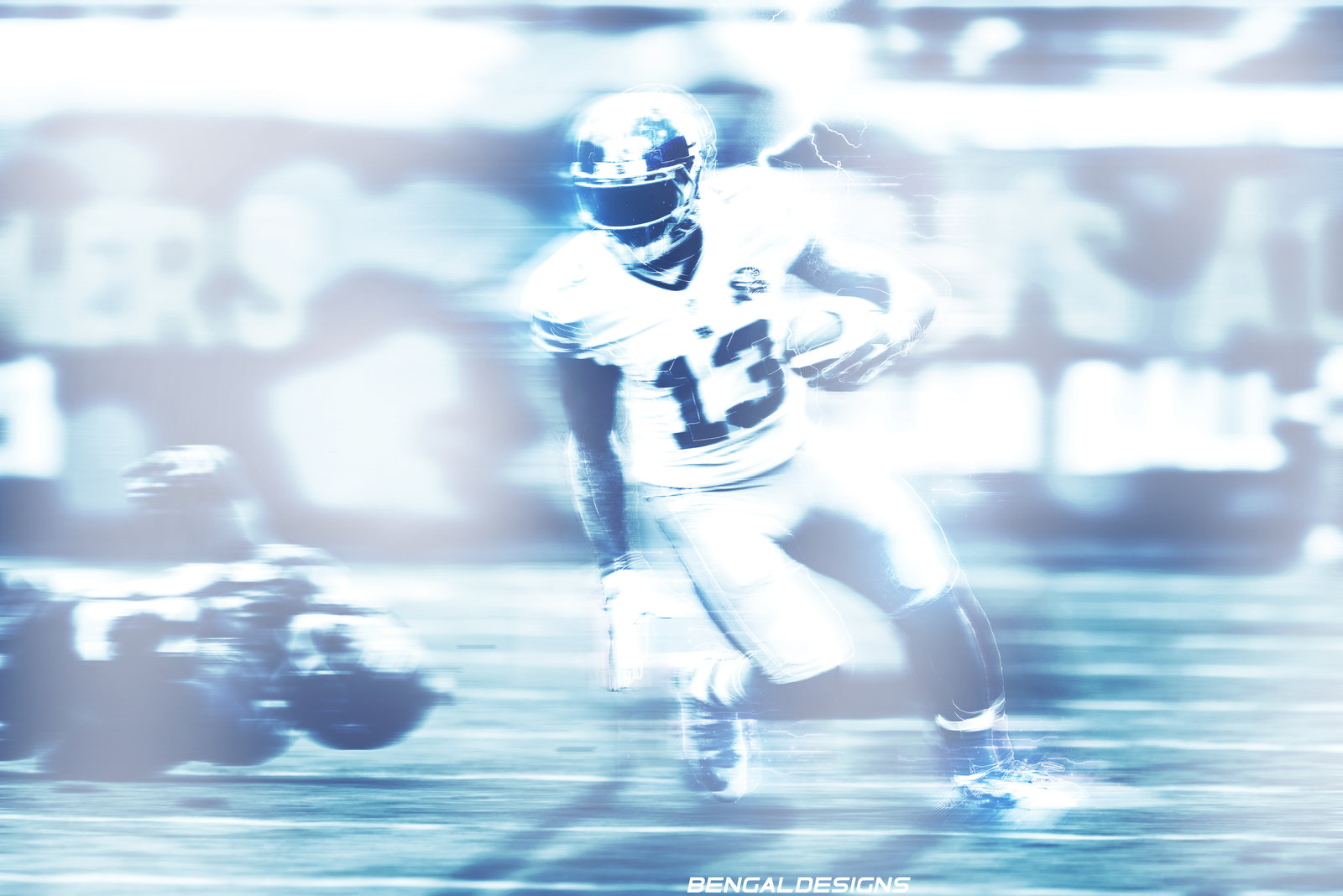 Odell Beckham Jr Wallpaper by BengalDesigns by bengalbro 1600x1068