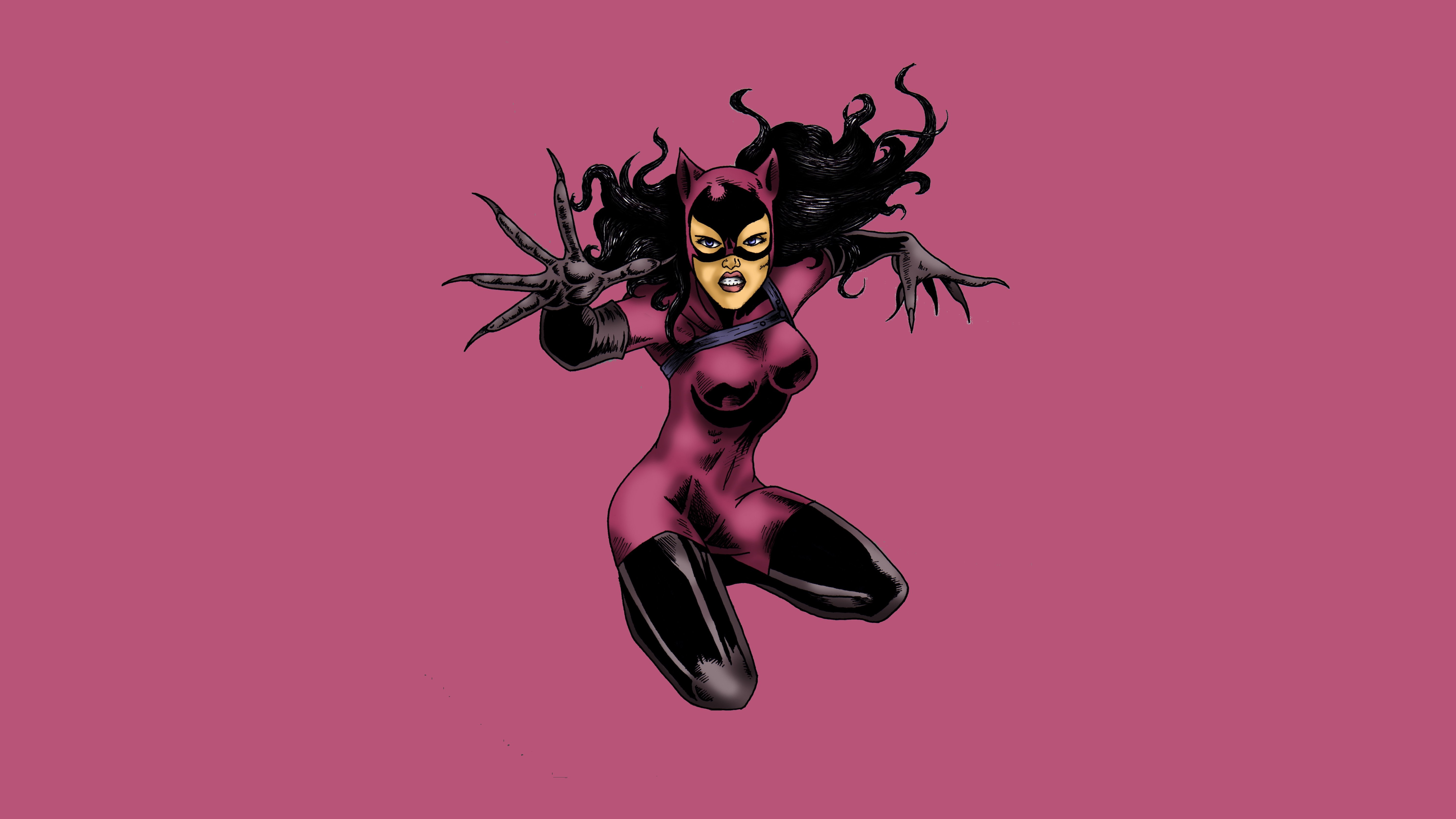 Catwoman Computer Wallpapers Desktop Backgrounds 6000x3375 ID 6000x3375