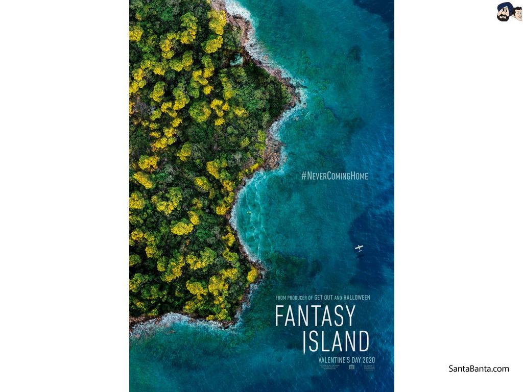 Fantasy Island Movie Wallpaper 1 1024x768