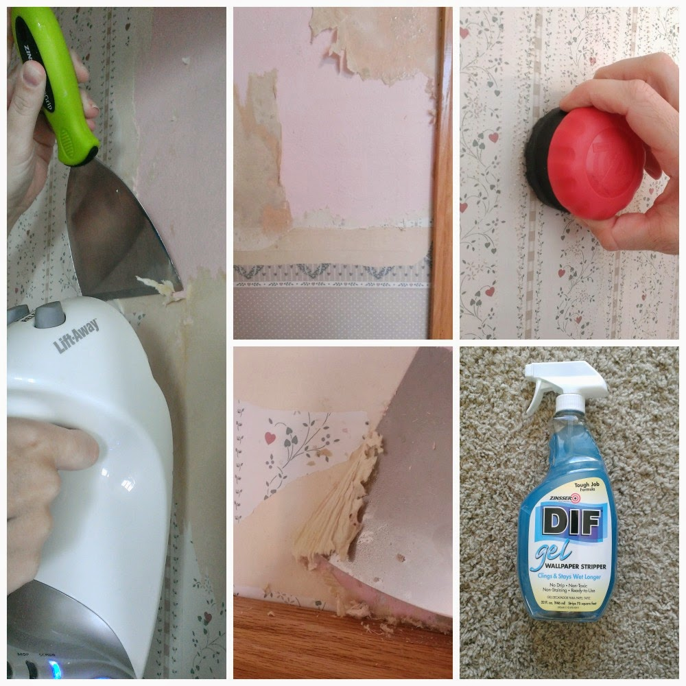 DIY IDEAS HOW TO REMOVE WALLPAPER 1000x1000