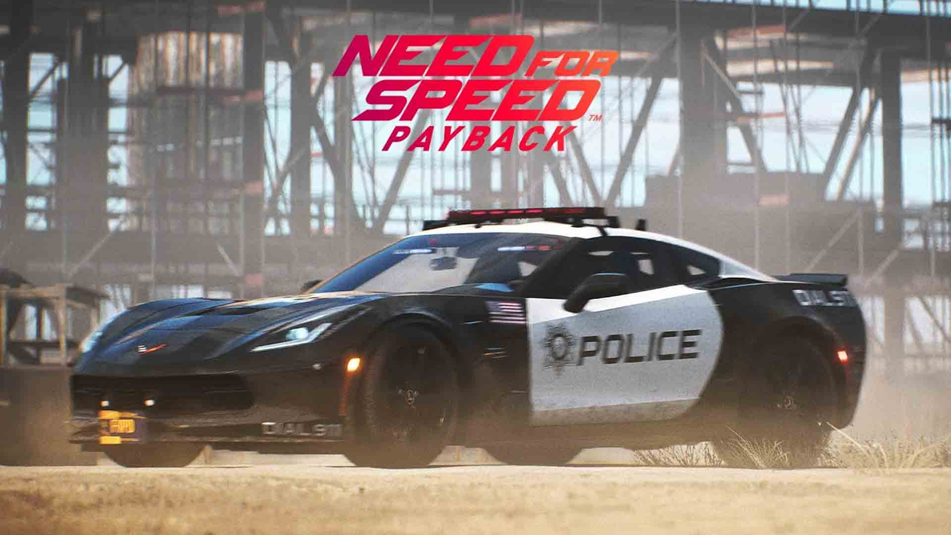 PS4 PS4 Pro Need For Speed Payback le blockbuster d 1920x1080