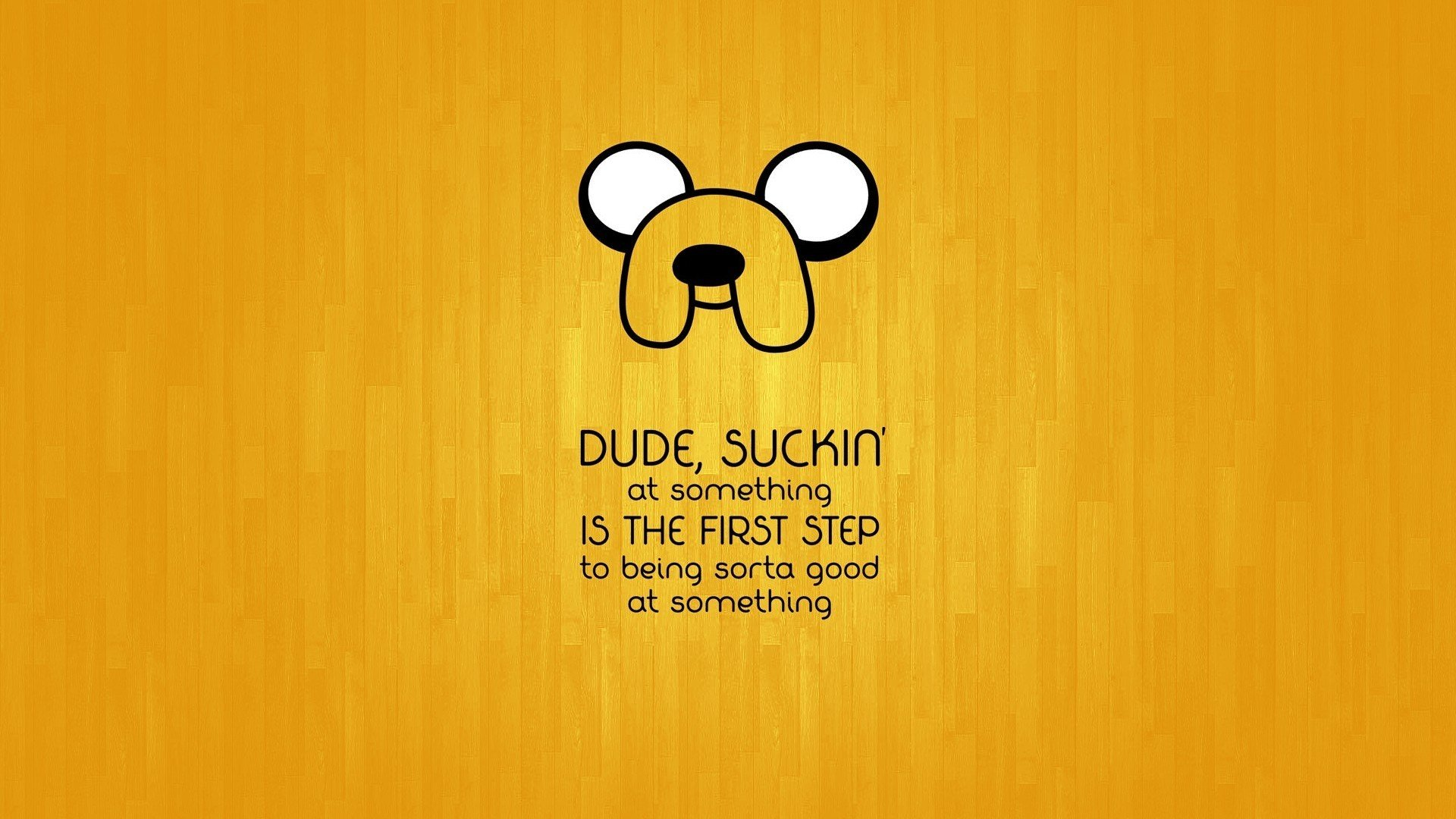 Dog Yellow Quotes WallDevil   Best desktop and mobile wallpapers 1920x1080