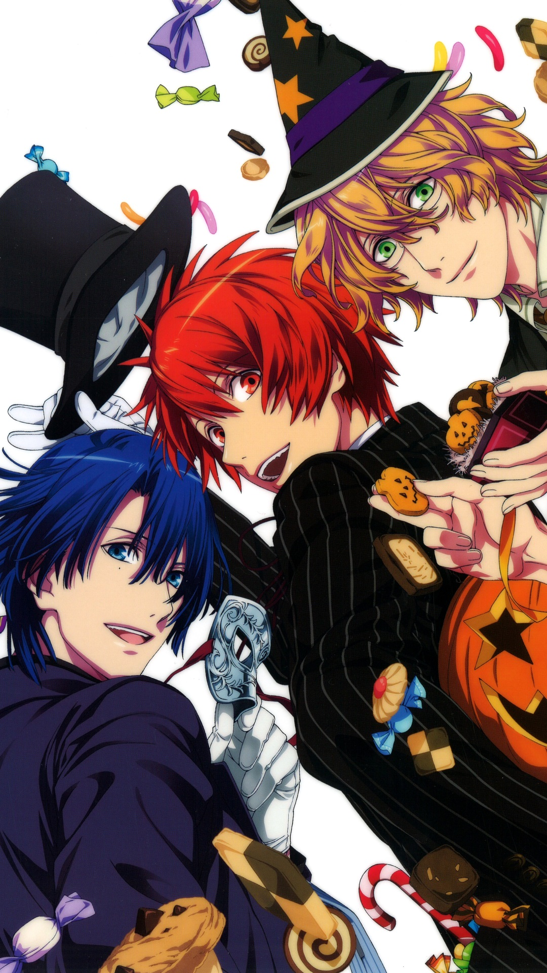 Anime Halloween 2013Sony Xperia Z wallpaper1080x1920 4 1080x1920