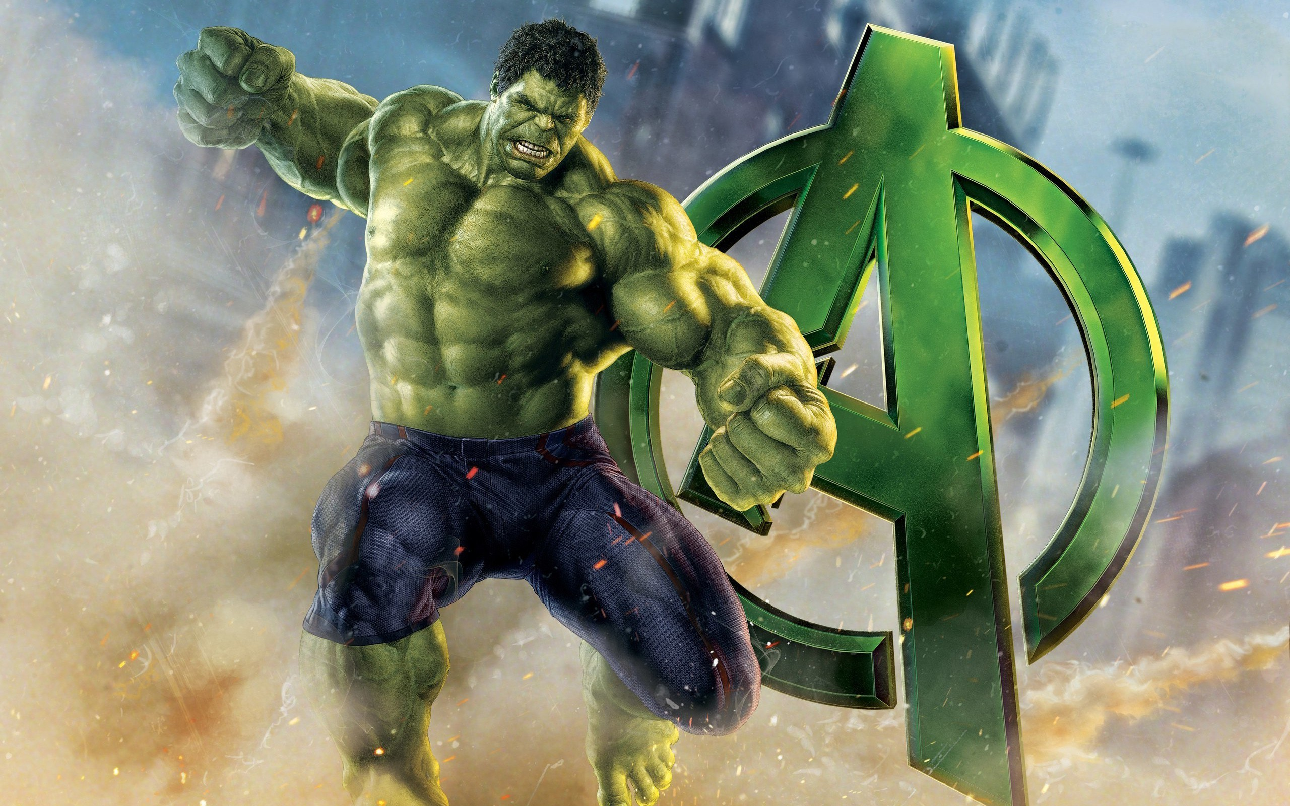 Incredible Hulk Wallpaper 2018 58 images 2560x1600